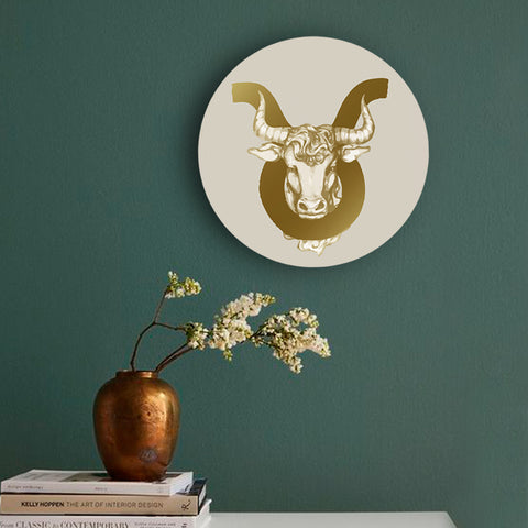 Close to Earth Taurus Canvas