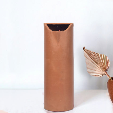 Rivaayat Terracotta Contemporary Watering Can - The Artment