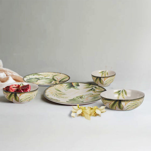 Tropical Trip Dinner Set