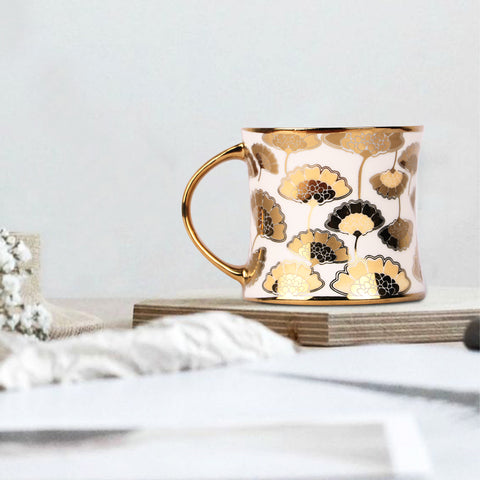 The Ritz Chintz Coffee Cup