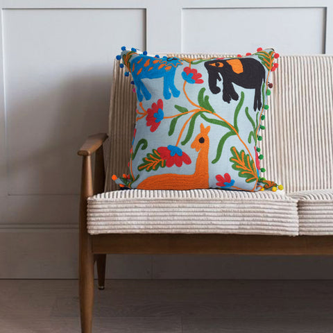Into the Wild Cushion Cover