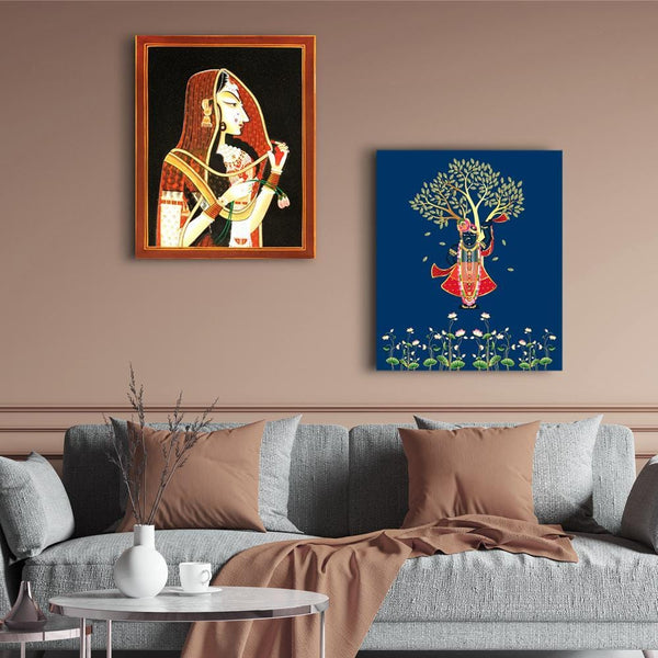 Blending Cultures with Love Canvas - The Artment