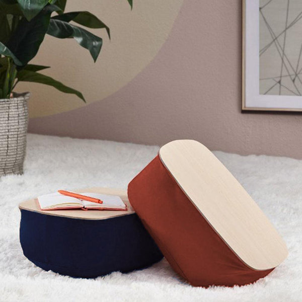 Modern Art Lap Cushion Desk
