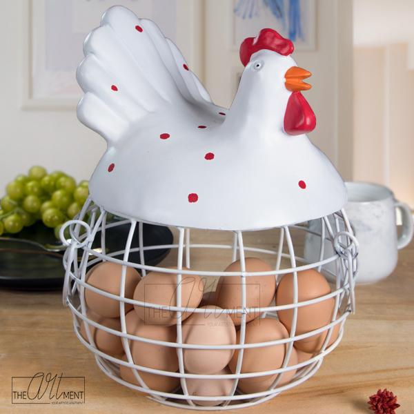 Rooster Basket - The artment