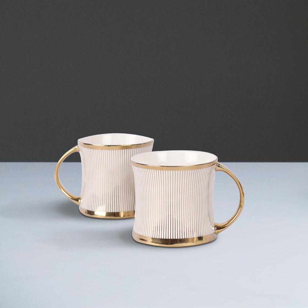 The Ritz Val Teacup (Set of 6)