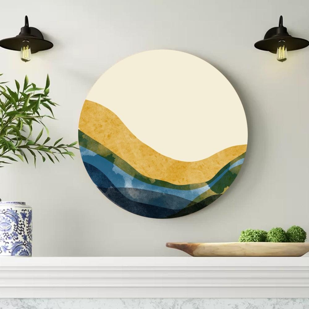 Shades of Earth Canvas - The Artment