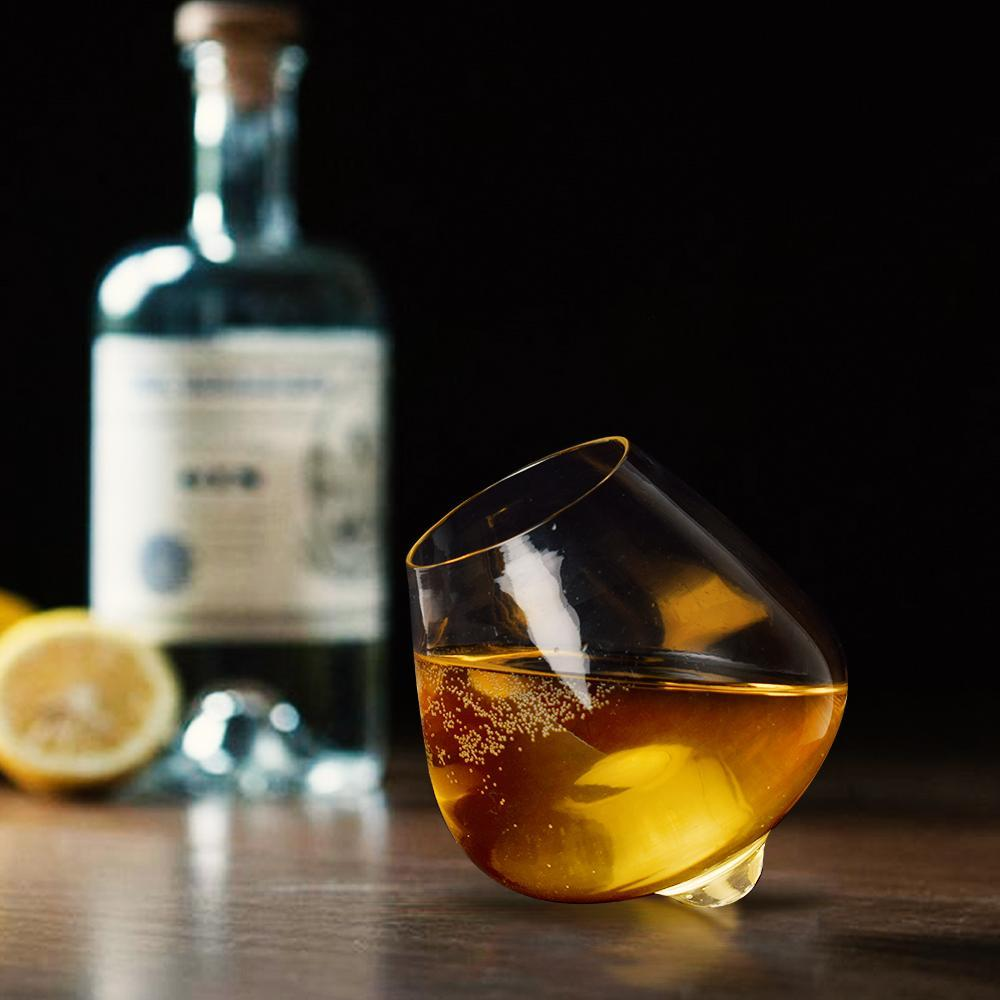 Tip-Toe Shell Whiskey Glass - The Artment