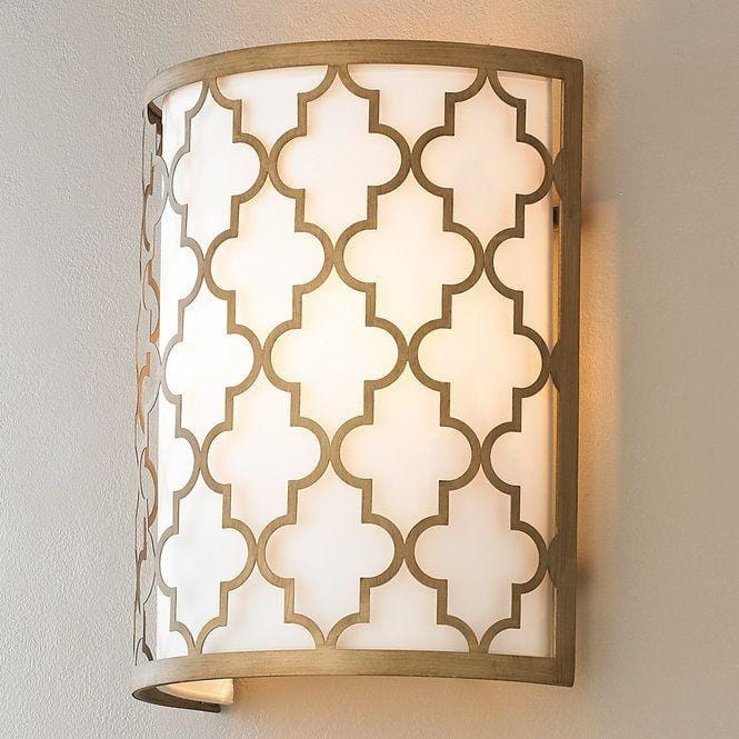 Luxury Syrah Wall lamp