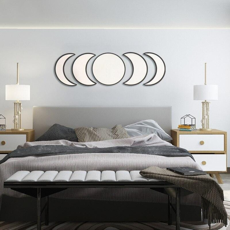 Phases of the Moon Wall Mirror - The Artment