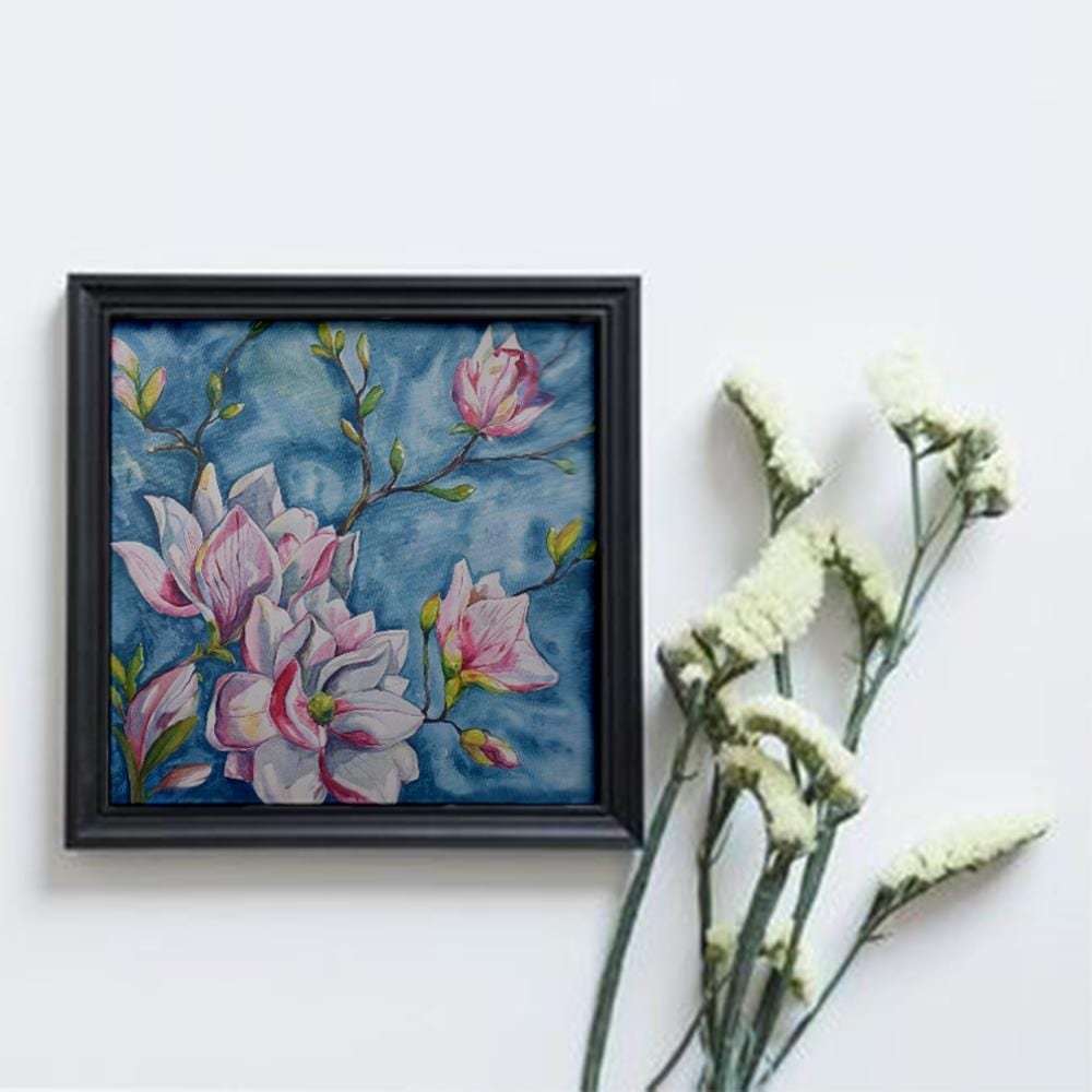 Floral Bloom Wall Art - The Artment