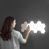 Hexagon Touch Lights