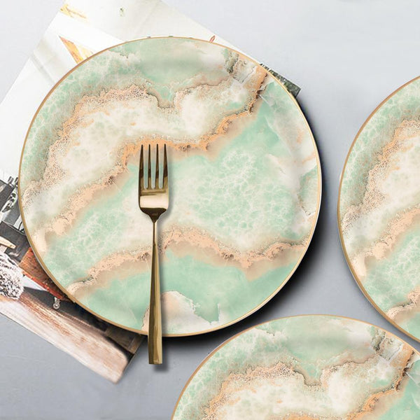 Surreal Luxury Majestic Earth Dinner Plates - The artment
