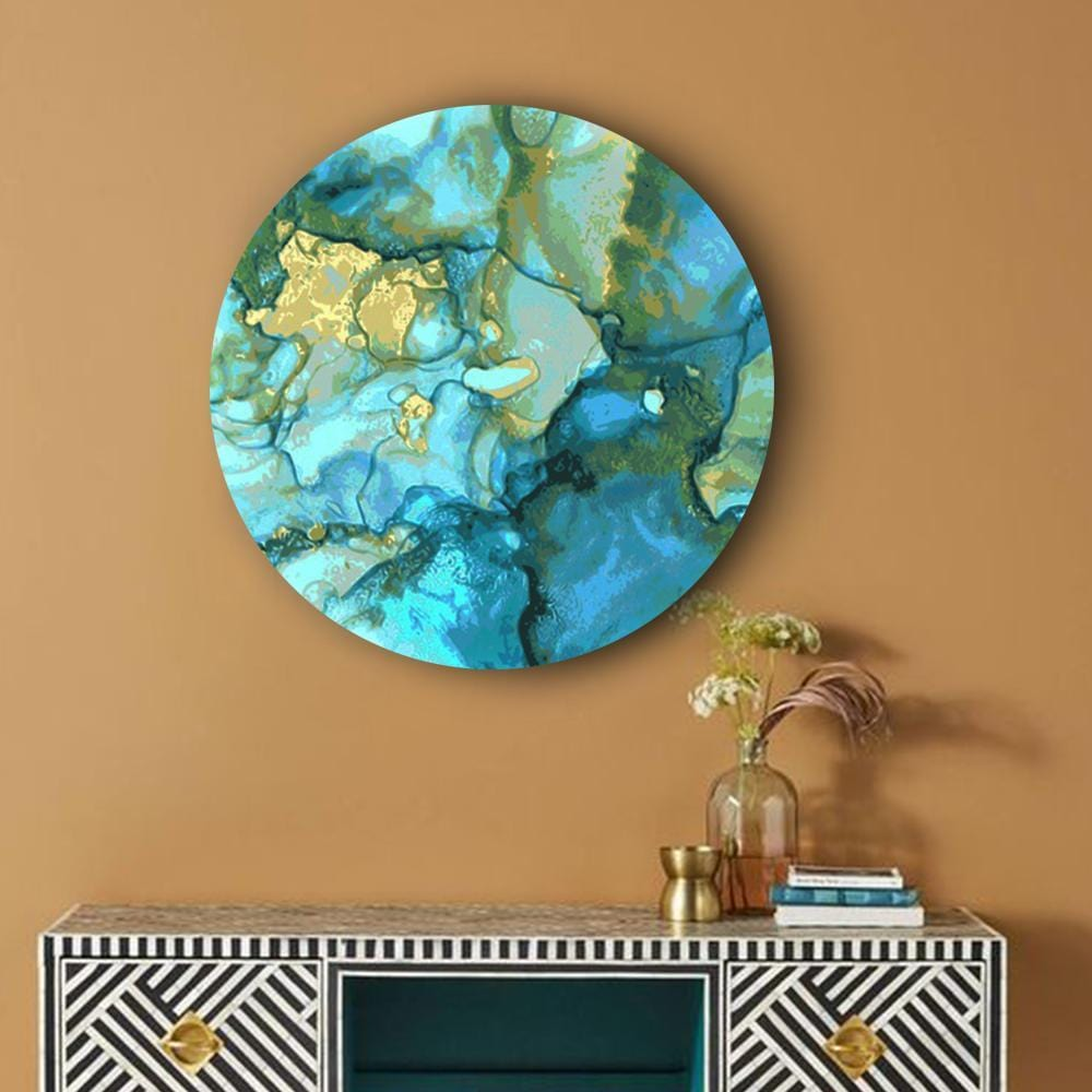 Enchanting Marble Canvas - The Artment