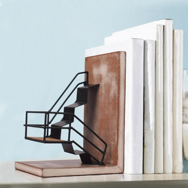 Stairway to Success Bookend – The Artment