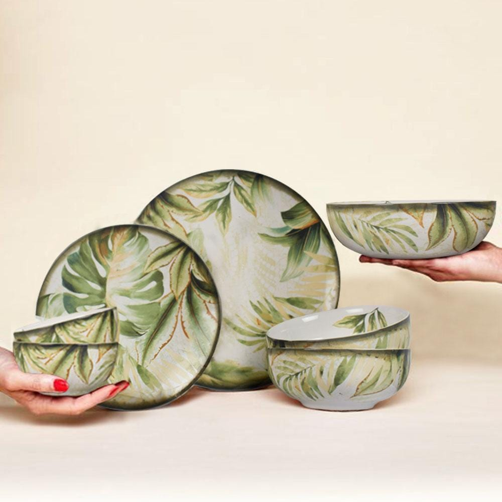 Tropical Trip Dinner Set - The Artment