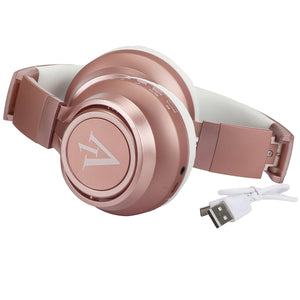 GK12 Over-Ear Bluetooth Headphones