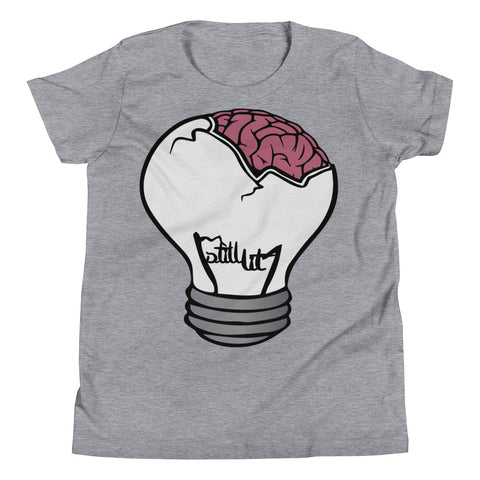 Brain Bulb Youth Short Sleeve T-Shirt