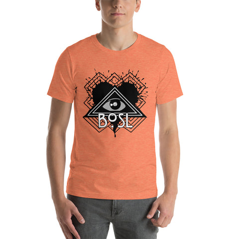 All Seeing Short-Sleeve Unisex T-Shirt