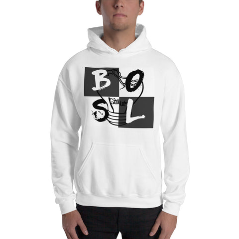 SQ BOSL Hooded Sweatshirt