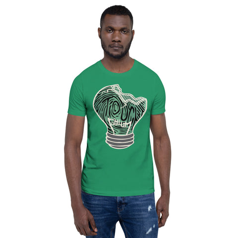 Touch Bulb Short-Sleeve Unisex T-Shirt