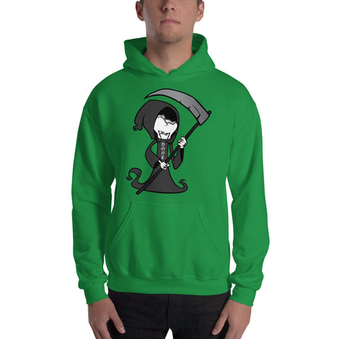 Lit After Death Hooded Sweatshirt