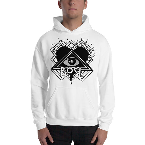 All Seeing Hooded Sweatshirt