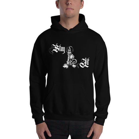 Candle Lit Hooded Sweatshirt