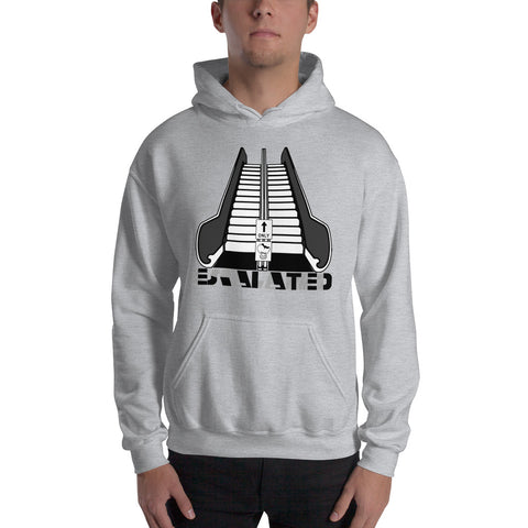 Escalated Hooded Sweatshirt