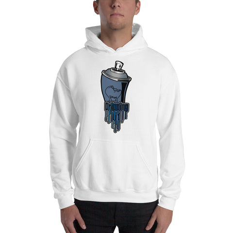 Dripping Lit Hooded Sweatshirt