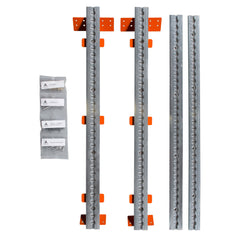 Wall Track & Bracer Kit for Sprinter 144