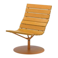 Orange Plank Chair