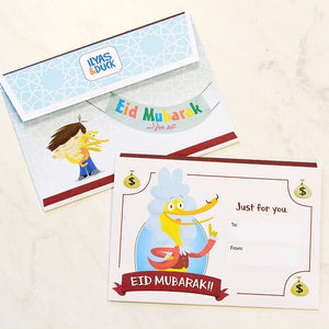 Ilyas & Duck Gift & Money Envelopes