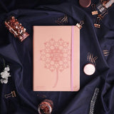 Luxury Ramadan Planner & Engraved Pen Gift Box - Rose of Faith