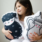 Sheep Pillow Cushion