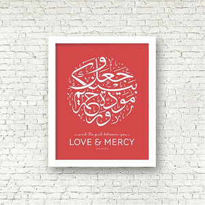 Love and Mercy - Red