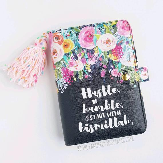 Planner Binder Only  - Hustle