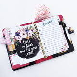 Planner INSERTS only 2019/2020 Muslimah Planner
