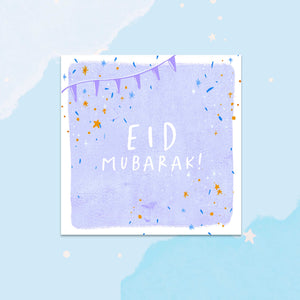 Eid Greetings Card Pack