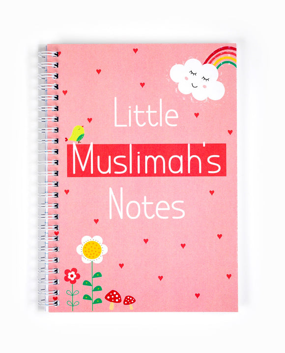 Little Muslimah's Notebook