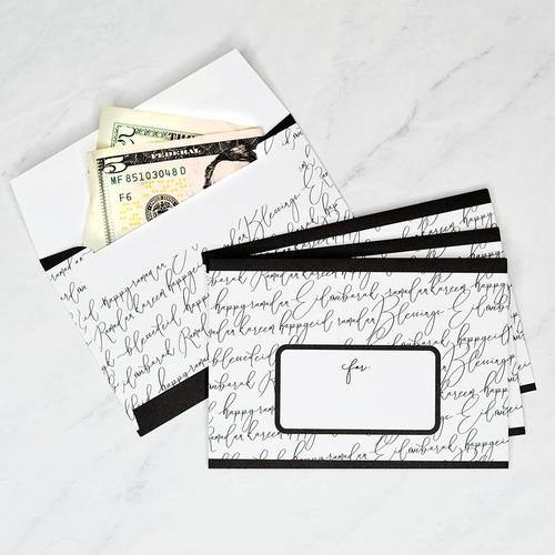 Calligraphy Gift & Money Envelopes