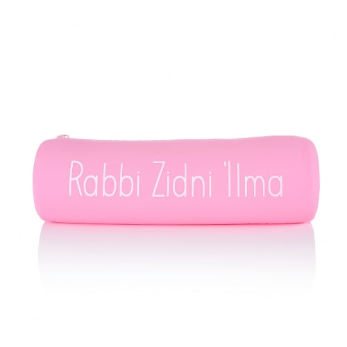 Rabbi Zidni 'Ilma Pencil Case - Pink