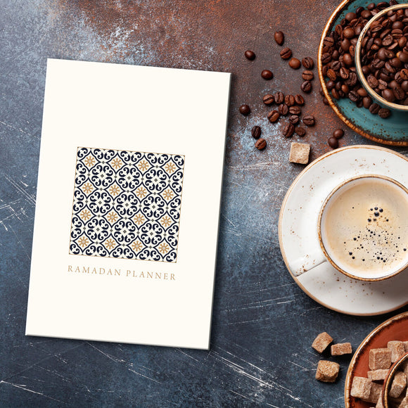 New 2021 Teen Ramadan Planner - Square Tiles
