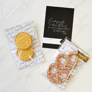 Calligraphy Treat/Gift kits - Silver Lining UK