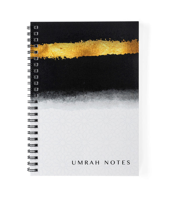 Umrah Notes Notebook