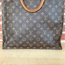 Load image into Gallery viewer, Louis Vuitton Monogram Sac Plat Tote