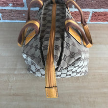 Load image into Gallery viewer, Gucci Web Canvas GG Tote