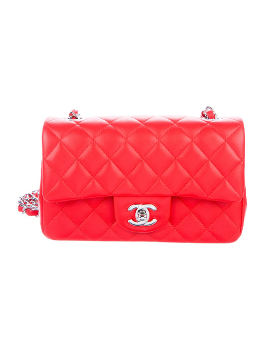 Chanel 2019 Classic Mini Flap Bag