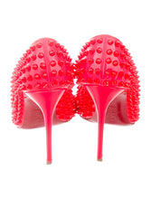 Load image into Gallery viewer, Christian Louboutin Nappa Fifi Spikes