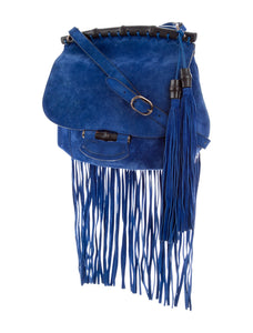 Gucci Medium Nouveau Fringe Bag