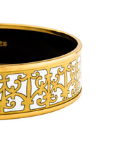 Load image into Gallery viewer, HERMÈS Balcons du Guadalquivir Wide Enamel Bangle